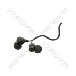 EM9B Round mini in-ear earphones