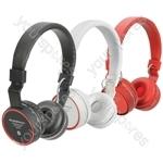 Wireless Bluetooth® Headphones White