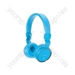Wireless Bluetooth® Headphones - PBH10-BLU