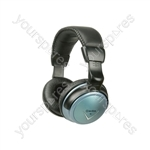 Professional Headphones with Volume Control - PSH40VC Control