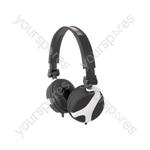 QX40 Stereo Headphones - QX40W White