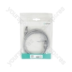 High Quality Fibre Optic Toslink Leads - HQ 2.5m