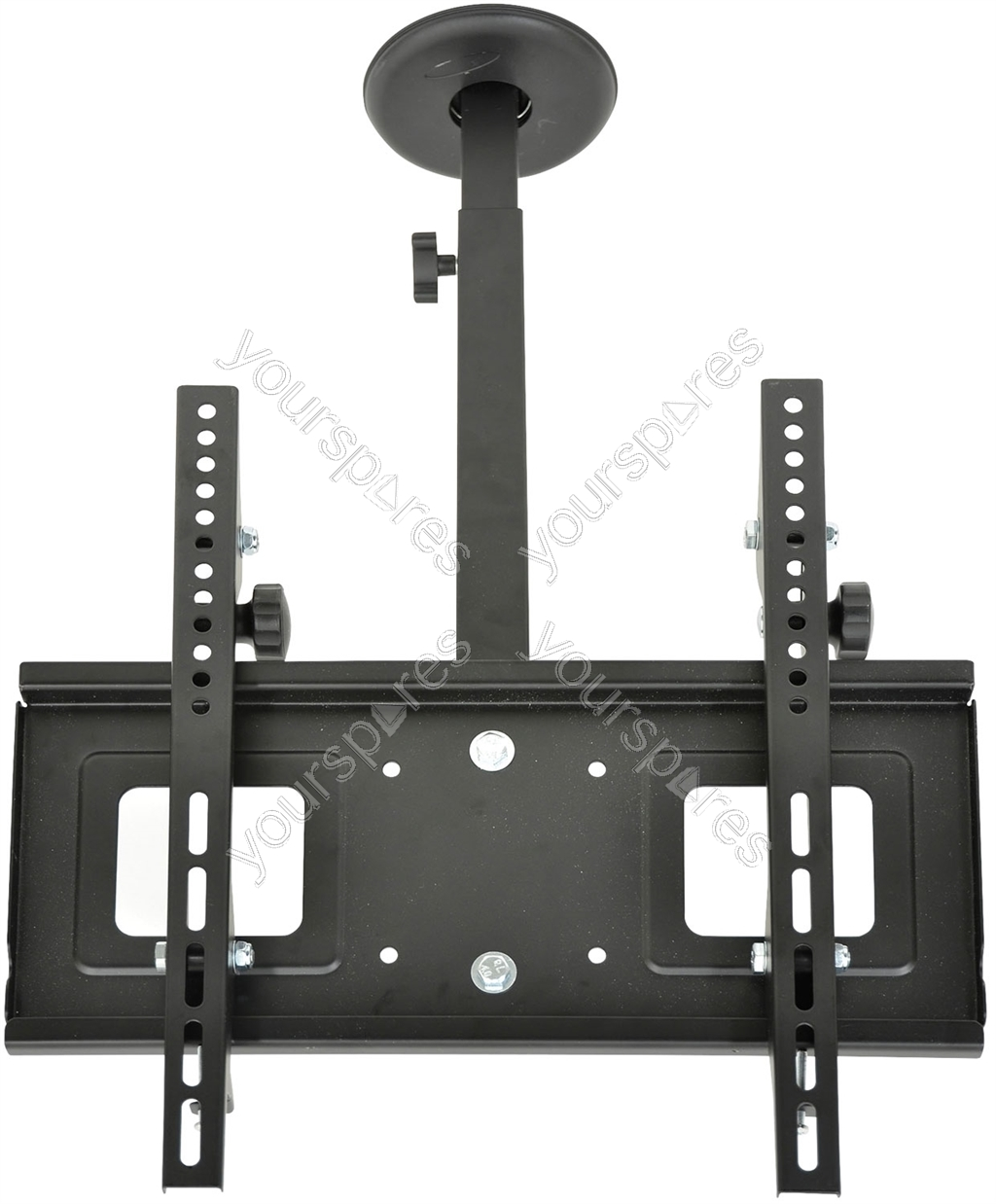 ceiling mount tv brackets 26 50 tc401 by av link. Black Bedroom Furniture Sets. Home Design Ideas