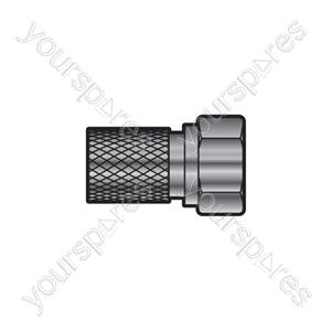 High quality F plug RG6- bulk