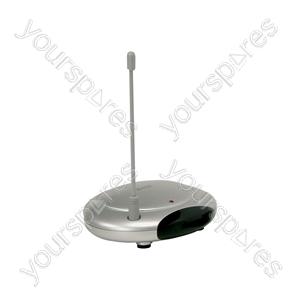 Infrared Remote Control Extender - (UK version) ILS103 IR sender - AVSIR