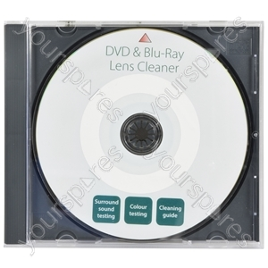 DVD/Blu-Ray Lens Cleaner