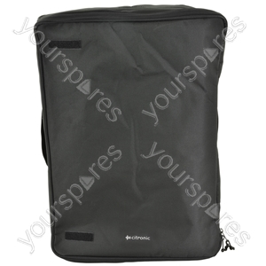 """Padded Transit Bag For 15"""" Molded Speaker"""