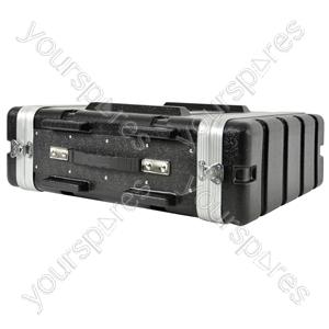 "ABS 19"" Equipment Rack Cases - - 3U - ABS:3U"
