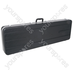 Electric Bass ABS Case Deluxe