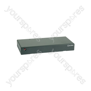 8 Way Composite Video Distribution Amplifier (BNC)