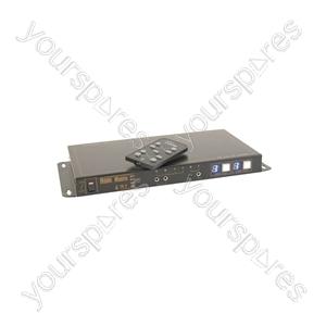 4:2 HDMI Distribution Matrix