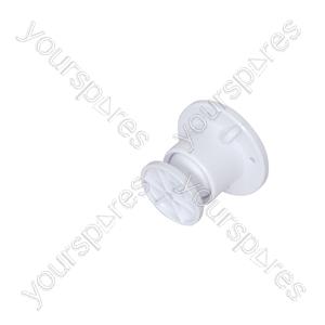 Swivel Speaker Bracket - Large white