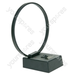 Indoor Amplified TV Aerial - Magic Circle - ST12