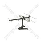 ST02 UHF Indoor Aerial - Olympik X2