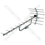 18 Element Digital Wideband UHF Aerial - Dedicated - DD03