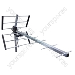 14 Element Wide-band 12db High Quality Digital Aerial - UHF