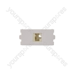 Wallplate Module - Cat5e RJ45 Socket - Modules modules