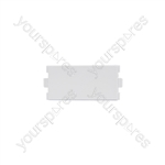 Wallplate Module - Blanking Plate - Modules
