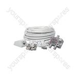 Satellite Coaxial Splitter Kit