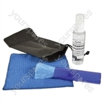 LCD screen cleaning set