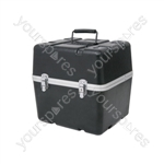 ABS 6 microphone flight case