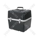 ABS 12 microphone flight case