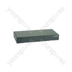 8-Way Composite Video Distribution Amplifier (RCA)