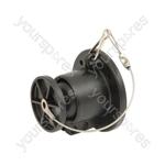 Swivel Speaker Bracket - Large black