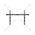 "Slimline Fixed TV Wall Bracket - Low profile VESA 700x400 32"" - 60"" - SM701"