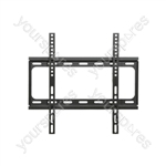 "Fixed TV Wall Bracket - Standard TV/monitor VESA 400x400 26"" - 50"" - SF401"