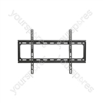 "Fixed TV Wall Bracket - Standard TV/monitor VESA 600x400 32"" - 65"" - SF601"