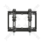 "Standard TV/monitor tilted wall bracket VESA 600x400 32"" - 65"""