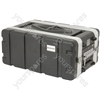 "ABS 19"" Shallow Rack Cases - - 4U - ABS4US"