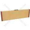 Tweed Style Guitar Cases - bass case: 2-tone - TBC-2T