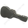 Tweed Style Guitar Cases - western case: Black - TWC-1B