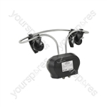 4G Ready Clamp On UHF Mixer Aerial - MAUHF-A27
