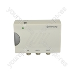 Low Noise Indoor TV Distribution Amplifier