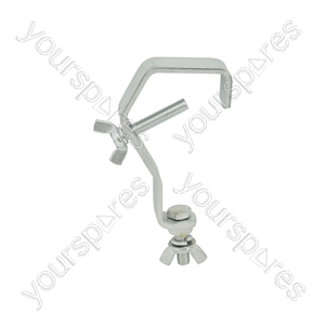 Mounting Hook for Light Effects - shape - Silver version