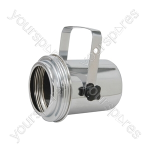 Par36 Spot Light 30W - (UK version) light, chrome