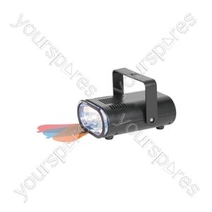 (UK version) Mini Black Strobe Light