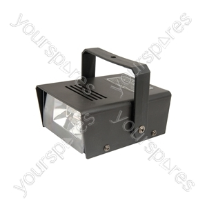 20W Mini Strobe - (UK version) strobe, plastic case - MS-20