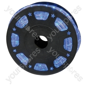 LED Rope Light - 50m - Light, Blue
