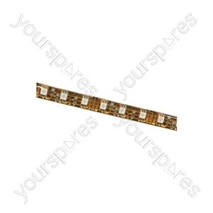 Low profile 5m LED tape - 60 RGB LED per metre