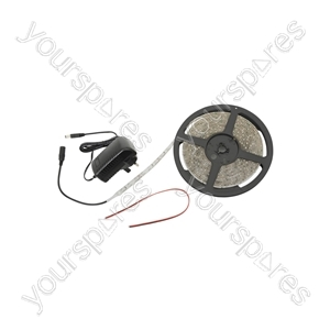 IP65 DIY LED Tape - 5m Single Colour - kit CW - DIY-CW60