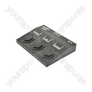SL-FC3 Foot/desktop controller