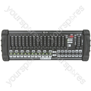 384 Channel DMX Controller - DM-X18