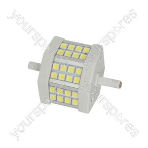 LED floodlight lamp, 189mm, 14.6W 3000K