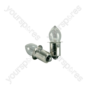 Krypton Torch Bulbs - LTB20 2xBulbs 2.4V 700mA