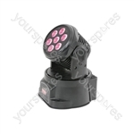 MW-7 Quad Colour Mini Moving Head