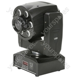 G30-W6 2-in-1 LED Moving Head with Gobo and Wash - & Effect